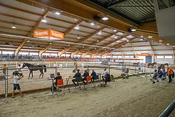 Overview<br /> Nationaal Kampioenschap KWPN<br /> 3 jarige springmerries<br /> © Hippo Foto - Dirk Caremans<br />  15/08/2020