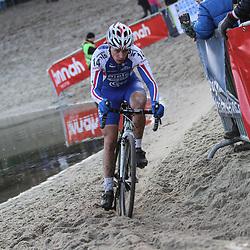 Nederlands Kampioenschap veldrijden Gasselte elite Maurits Lammertink