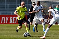 Paddy Madden. Boreham Wood FC 0-3 Stockport County. Vanarama National League. Meadow Park. 24.4.21