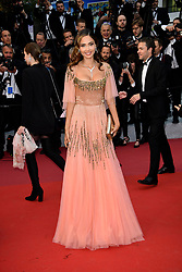 Patricia Contreras attending the Pain and Glory Premiere as part of the Cannes 72nd Film Festival in France