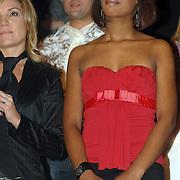 NLD/Hilversum/20070317 - Finale uitzending SBS Sterrendansen op het IJs 2007, Jasmine Sendar