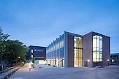 The Alan Walters Building, University of Birmingham Business School