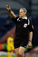 Photo: Leigh Quinnell.<br /> West Bromwich Albion v Burnley. Coca Cola Championship. 18/11/2006. Referee R.Beeby.