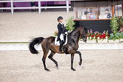Von Bredow-Werndl Jessica, GER, TSF Dalera BB, 139<br /> Olympic Games Tokyo 2021<br /> © Hippo Foto - Dirk Caremans<br /> 27/07/2021
