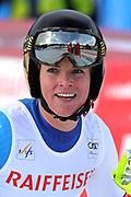 Lara Gut-Behrami anlässlich des Audi FIS Ski World Cups 2018 der Frauen in Lenzerheide