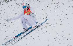 16.02.2020, Kulm, Bad Mitterndorf, AUT, FIS Ski Flug Weltcup, Kulm, Herren, im Bild Marius Lindvik (NOR) // Marius Lindvik of Norway during the men's FIS Ski Flying World Cup at the Kulm in Bad Mitterndorf, Austria on 2020/02/16. EXPA Pictures © 2020, PhotoCredit: EXPA/ JFK