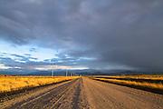 Montana Backroad.