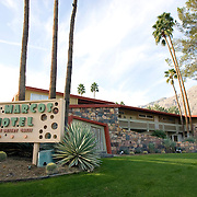 Del Marcos Hotel designed by William Cody in 1947 is a landmark for fans of mid-century architecture traveling through Palm Springs, CA. ...