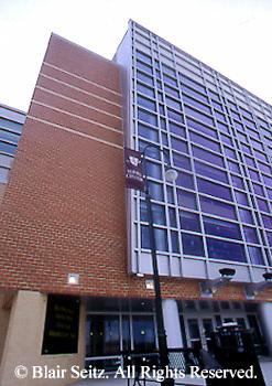 H. Ric Luhrs Performing Arts Center, Shippensburg University, Shippensburg, Cumberland and Franklin Co., Pennsylvania