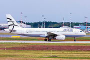 Aegean Airlines, Airbus A320
