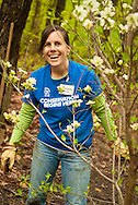 Student Conservation Association Earth Day Event