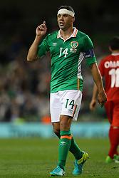 Ireland's Jon Walters - Mandatory by-line: Ken Sutton/JMP - 31/08/2016 - FOOTBALL - Aviva Stadium - Dublin,  - Republic of Ireland v Oman -