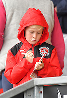 Fans<br /> <br /> Photographer Dave Howarth/CameraSport<br /> <br /> The EFL Sky Bet League One - Fleetwood Town v Coventry Town - Saturday 3 September 2016 - Highbury Stadium - Fleetwood<br /> <br /> World Copyright © 2016 CameraSport. All rights reserved. 43 Linden Ave. Countesthorpe. Leicester. England. LE8 5PG - Tel: +44 (0) 116 277 4147 - admin@camerasport.com - www.camerasport.com