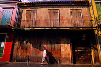 Preservation Hall, French Quarter, New Orleans, Louisiana