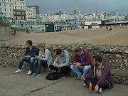 Playing Pokemon, Brighton,  27 July 2016