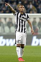 Arturo Vidal Juventus,<br /> Torino 04-04-2015, Juventus Stadium, Football Calcio 2014/2015 Serie A, Juventus - Empoli, Foto Filippo Alfero/Insidefoto