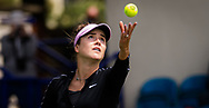 Elina Svitolina of the Ukraine in action against Paula Badosa of Spain during her first round match at the 2021 Viking International WTA 500 tennis tournament on June 22, 2021 at Devonshire Park Tennis in Eastbourne, England - Photo Rob Prange / Spain ProSportsImages / DPPI / ProSportsImages / DPPI