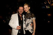 ALEX DE BETAK; GUINEVERE VAN SEENUS, Rodarte Poolside party to show their latest collection. Hosted by Kate and Laura Muleavy, Alex de Betak and Katherine Ross.  Chateau Marmont. West  Sunset  Boulevard. Los Angeles. 21 February 2009