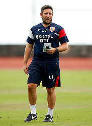 Bristol City head coach Lee Johnson  - Mandatory by-line: Matt McNulty/JMP - 20/07/2017 - FOOTBALL - Tenerife Top Training Centre - Costa Adeje, Tenerife - Pre-Season Training