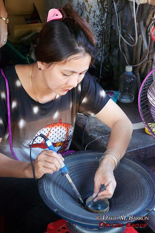 Repairing Speaker Near Gyee Zai Market