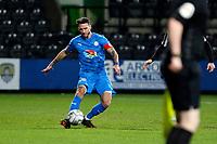 Liam Hogan. Notts County FC 1-0 Stockport County FC. Vanarama National League. 15.12.20
