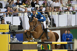 Ahlmann Christian, (GER), Epleaser van T Heike<br /> Credit Suisse Grand Prix<br /> CHI de Genève 2016<br /> © Hippo Foto - Dirk Caremans<br /> 08/12/2016