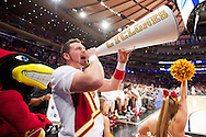 28 MAR 2014: University of Connecticut takes on the Iowa State University at the Madison Square Garden in New York, NY. ©Brett Wilhelm