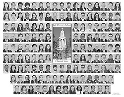 The 2015 Yale Divinity School Graduating Class Portraits Composite Photograph. Not all Class Members are represented. For use by Yale Divinity School in presentation. Photographer retains rights to print and supply this image to end users as a hard copy Photographic Print. Reproduction in Slide Shows, Brochures & Hand Out Materials and on the World Wide Web by Yale University is allowed forever.