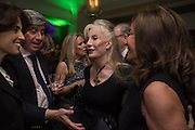 PRINCESS CHRISTINA PIGNATELLI and MR ANTOINE CHENEVIERE,; DONATELLA FLICK, The Brown's Hotel Summer Party hosted by Sir Rocco Forte and Olga Polizzi, Brown's Hotel. Albermarle St. London. 14 May 2015