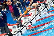 KROMOWIDJOJO Ranomi NED, TOUSSAINT Kira NED<br /> 4x100 Freestyle Relay Women Final<br /> Swimming, Nuoto<br /> Tokyo2020 Olympic Games<br /> Tokyo Aquatics Centre<br /> 21725<br /> Photo Giorgio Scala / Deepbluemedia / Insidefoto
