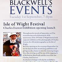 Charles Everest 1970 Festival Prints - Blackwells, Broad Street, Oxford