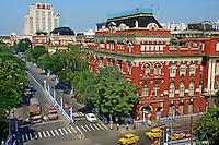 Inde, Bengale Occidental, Calcutta (Kolkata), BBD Bagh, Writers Building // India, West Bengal, Kolkata, Calcutta, BBD Bagh, Writers Building