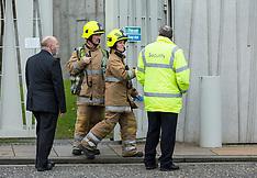 Scottish Paliament evacuated | Edinburgh | 7 November 2017