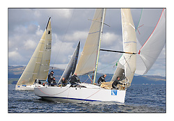 The Brewin Dolphin Scottish Series, Tarbert Loch Fyne...GBR5991T Prime Suspect CCC/RNCYC Mills 36 Charlie Frize ..