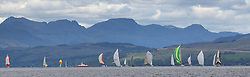 The Silvers Marine Scottish Series 2014, organised by the  Clyde Cruising Club,  celebrates it's 40th anniversary.<br /> Day 1 racing from Gourock<br /> <br /> Racing on Loch Fyne from 23rd-26th May 2014<br /> <br /> Credit : Marc Turner / PFM