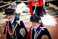 Order of The Garter, Windsor 17-06-2019