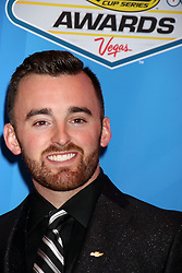Austin Dillon attending the 2016 NASCAR Sprint Cup Series Awards