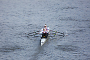 Crew: 298  Kingston Rowing Club - W J18 2x Championship<br /> <br /> Pairs Head 2019<br /> <br /> To purchase this photo, or to see pricing information for Prints and Downloads, click the blue 'Add to Cart' button at the top-right of the page.
