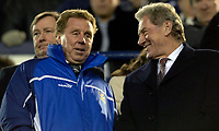 Photo: Daniel Hambury.<br />Tottenham Hotspur v Portsmouth. The Barclays Premiership. 12/12/2005.<br />Portsmouth's new manager Harry Redknapp with chairman Milan Manderic.
