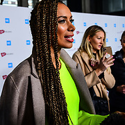 Leona Lewis Arrives at 2020 WE Day UK at Wembley Arena, London, Uk 4 March 2020.