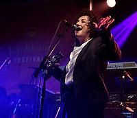 Deacon Blue at the  Wickham Festival in Hampshire photo by Dawn fletcher-park