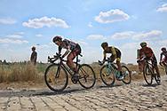Daniel Martin (IRL - UAE Team Emirates) during the 105th Tour de France 2018, Stage 9, Arras Citadelle - Roubaix (156,5km) on July 15th, 2018 - Photo Ilario Biondi / BettiniPhoto / ProSportsImages / DPPI