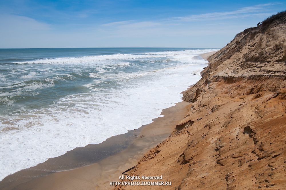 Drifting dunes of Marconi Beach, Cape Cod