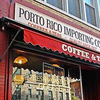 Porto Rico Coffee & Tea