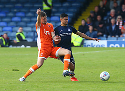 September 30, 2017 - Southend, England, United Kingdom - Harry Kyprianou of Southend United.during Sky Bet League one match between Southend United against Blackpool at  Roots Hall,  Southend on Sea England on 30 Sept  2017  (Credit Image: © Kieran Galvin/NurPhoto via ZUMA Press)