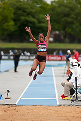 adidas Grand Prix track & field: Diamond League professional meet, Shara Proctor, Great Britain, womens long jump