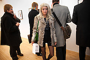 WAFAH DUFOUR ( AKA WAFAH BINLADEN) Hoxton Sq projects auction in aid of Shelter. .- Hoxton sq. Gallery. 24 November 2010. . -DO NOT ARCHIVE-© Copyright Photograph by Dafydd Jones. 248 Clapham Rd. London SW9 0PZ. Tel 0207 820 0771. www.dafjones.com.
