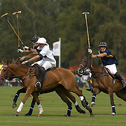 Windsor Great Park  Vivari Queen's  Cup  Her Majesty The Queen and the Duke of Edinburgh attend the High Goal Finale. Her Majesty presented the Prizes to the winning Team Loro Piana
