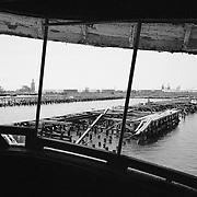View from bridge of Steam Ferry MAJ. GEN. WILLIAM H. HART