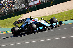 March 15, 2019 - ROBERT KUBICA during Friday Practice at the Australian Formula 1 Grand Prix in Melbourne on March 15, 2019  (Credit Image: © Christopher Khoury/Australian Press Agency via ZUMA  Wire)